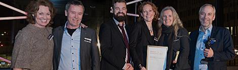 Inspiration vant Sponsor- og eventpris